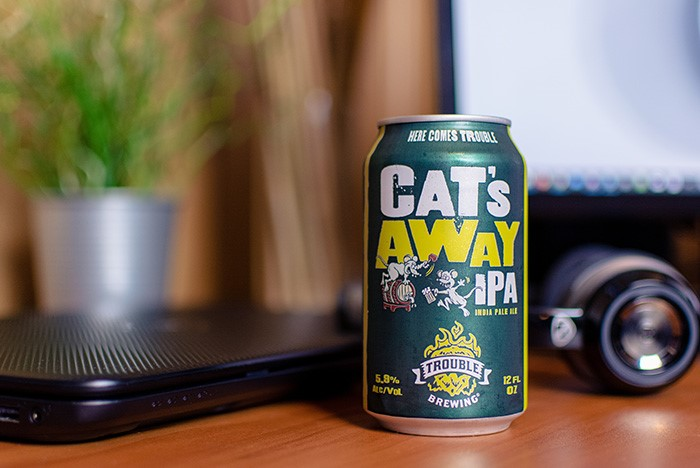 Cat's Away IPA – Quick Review