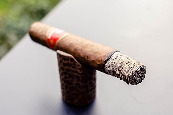 New Cuba Cigar Ash